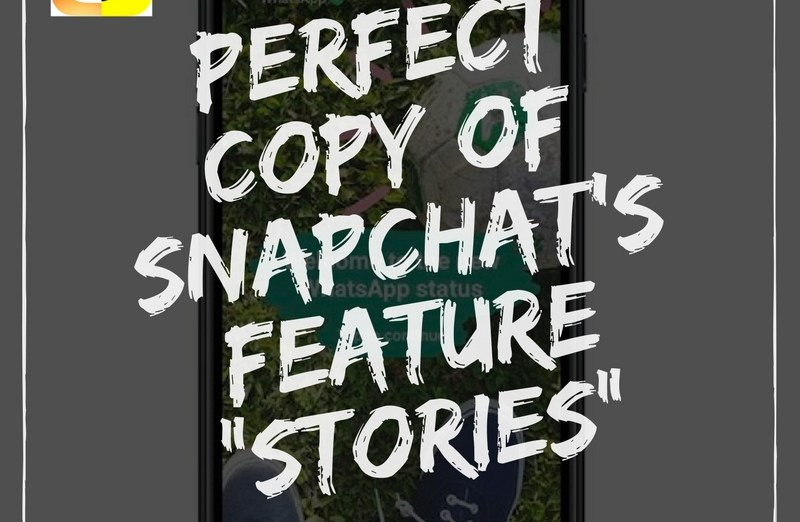 Whatsapp New Feature -Status- Is Another Copy of Snapchat's Feature