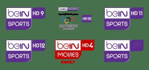 تردد قناة بي ان سبورت 2 المفتوحة beIN Sports 2 HD الجديد 2019 على نايل سات