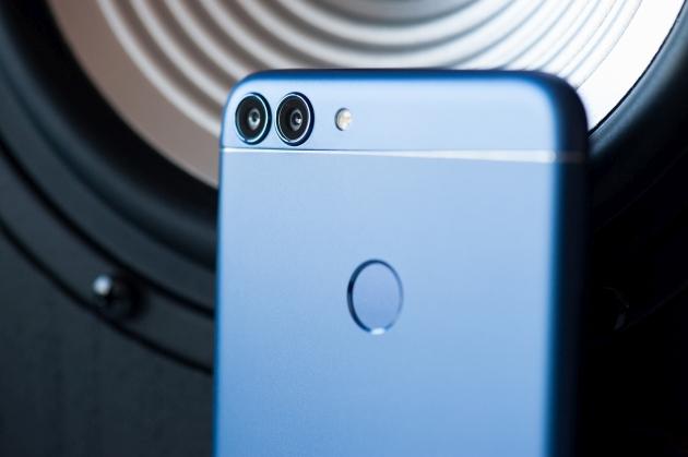 Умные камеры Huawei P