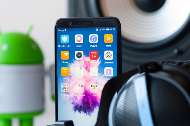 Тест и обзор Huawei P Smart