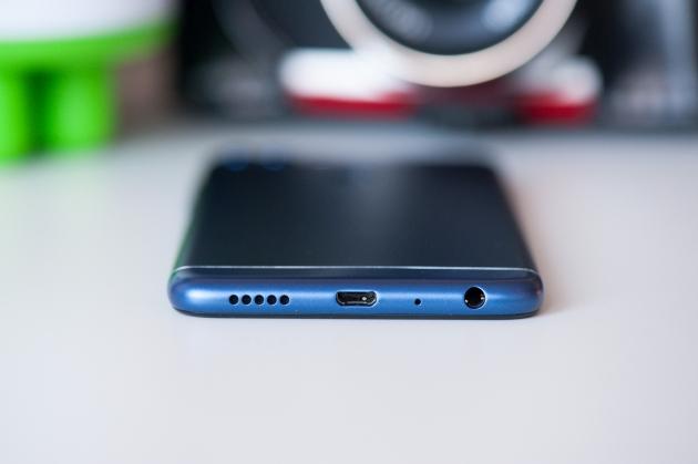Разъемы Huawei P Smart