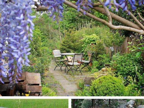 gartengestaltung natürlich naturgarten: «ein natürlicher garten ist ein widerspruch