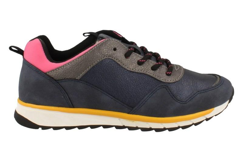 Sprox Sneaker Laag Meisjes - Blauw