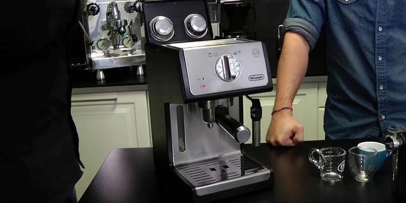 ماكينة ديلونجي ecp35 31 سعر وعيوب ومواصفات