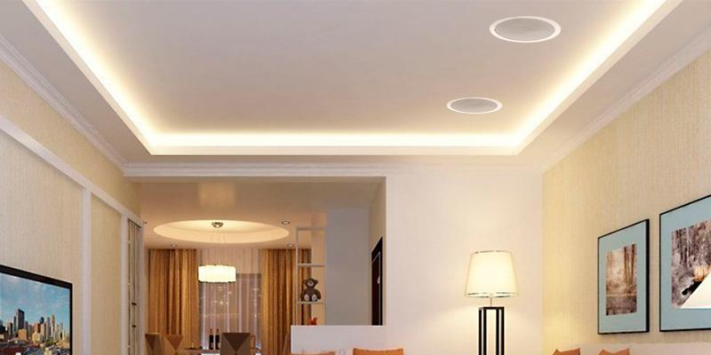 Golde Invisa Htr 7000 In Ceiling Speakers Review