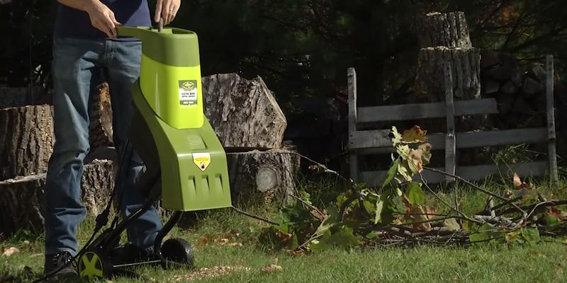 Garden Mulcher Shredder Reviews
