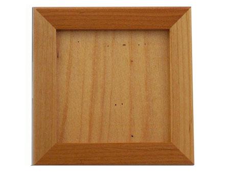 alderwood trivet frame holds 6 tiles in stock now