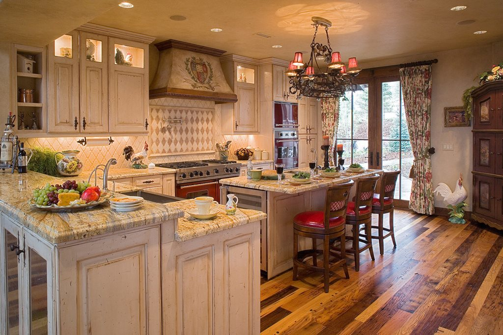 English Country Kitchen Design