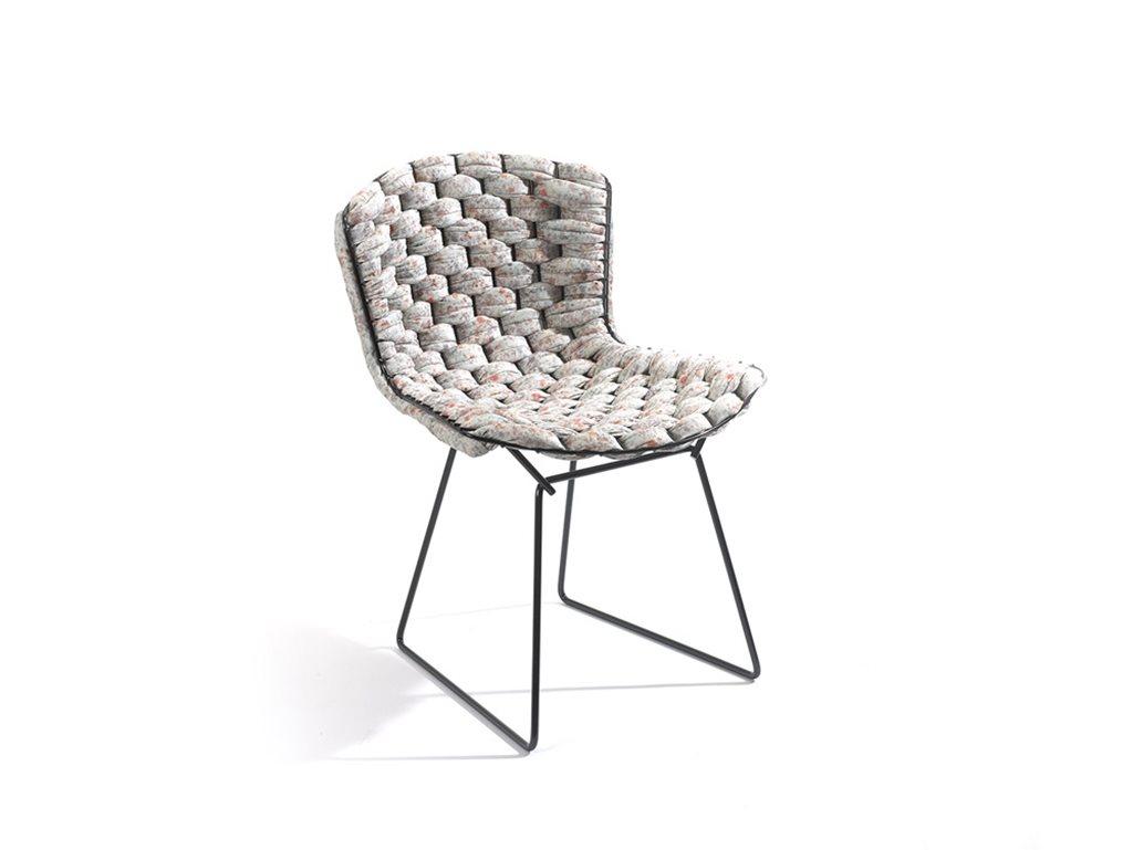 Transfiguration Of Harry Bertoia S Legendary Chair