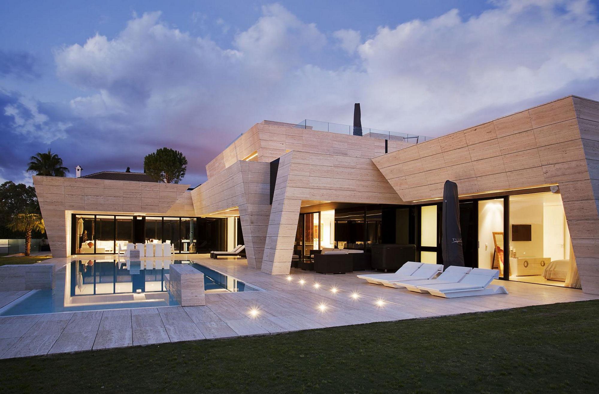 SV House In Spain From A Cero