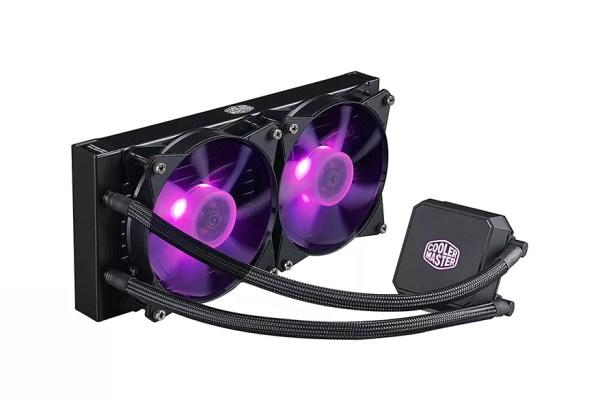 Cooler Master MasterLiquid LC240E RGB Close-Loop AIO CPU Liquid Cooler
