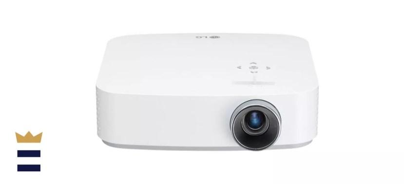 LG - PF50KA 1080p Wireless Smart DLP Portable Projector