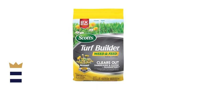 Scotts Turf Builder Weed and Feed Lawn Fertilizer