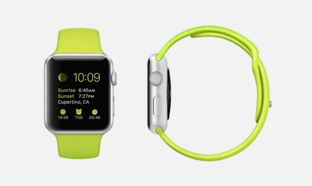 green-sport-7000-series-silver-aluminum-apple-watch-sport-38mm-or-42mm-case-with-green-fluoroelastomer-sports-band-stainless-steel-pin-ion-x-glass-retina-display-and-composite-back