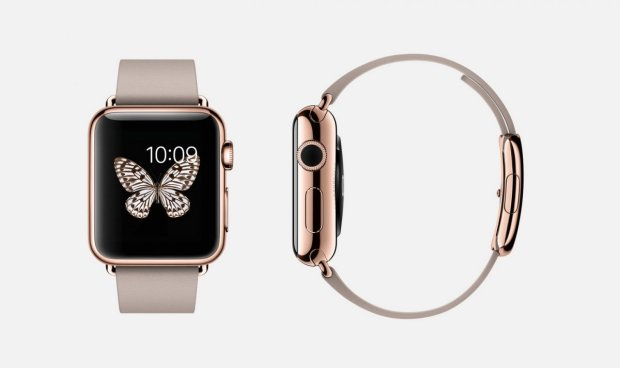 rose-gold-edition-with-gray-band-18-karat-rose-gold-apple-watch-edition-38mm-case-only-with-rose-gray-leather-modern-buckle-band-18-karat-rose-gold-buckle-sapphire-crystal-retina-display-and-ceramic-back