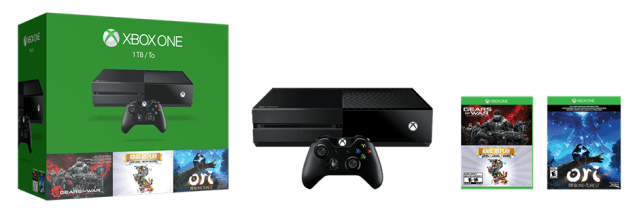 Xbox One 1TB Bundle