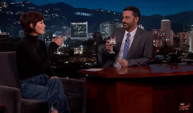 Queen Cersei Reads Bachelor Insults On Jimmy Kimmel Live