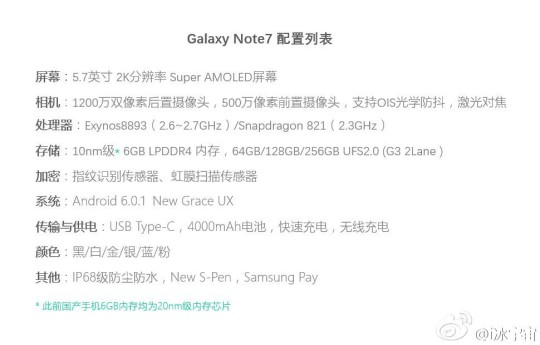 galaxy-note-7-specs-weibo