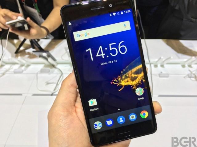 Nokia phones 2017
