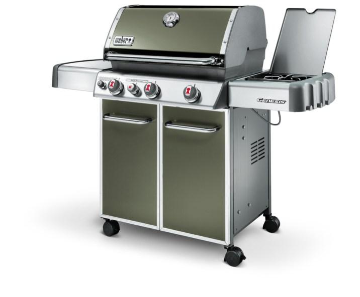 Genesis E-330 Smoke Grey
