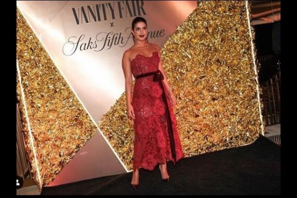 Priyanka wishes Sophie luck ahead of Emmy awards