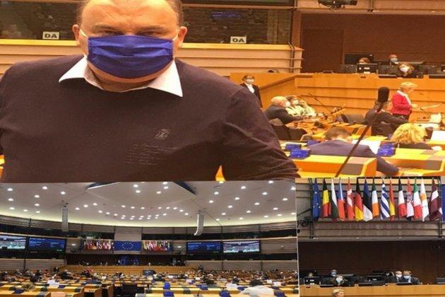 Hold Pak accountable for Kashmir turmoil: European Parliament member
