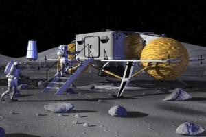 Plans call for manned crews at the Russia-China lunar center