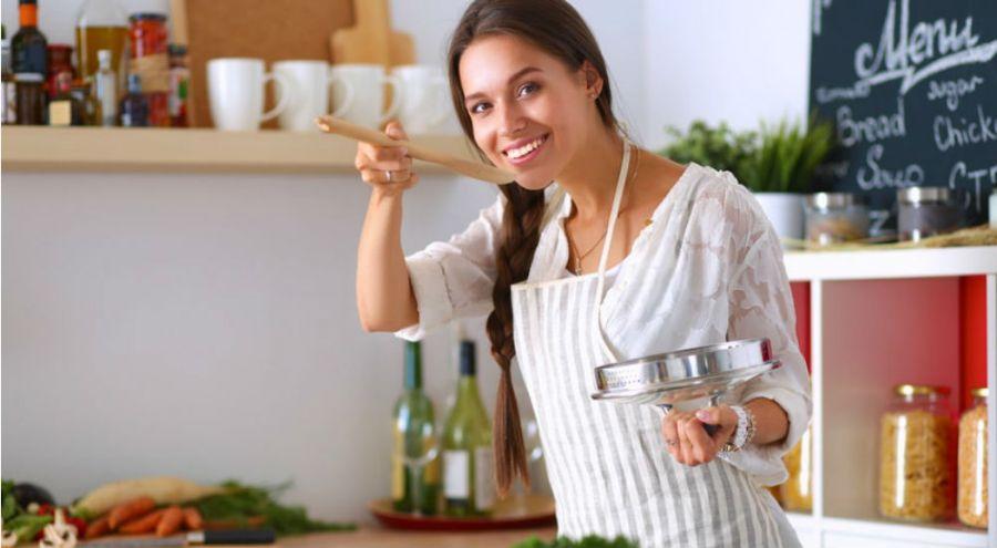 pourquoi cuisiner rend heureux bio
