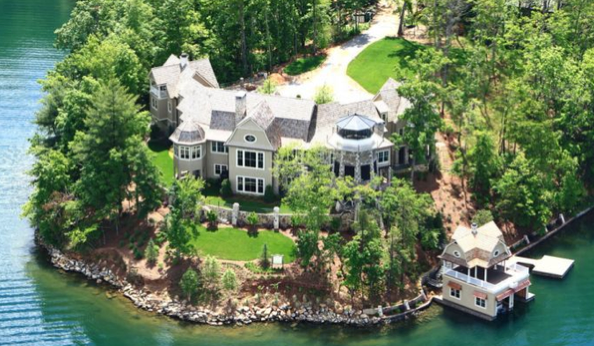 Image result for Nick Saban Alabama Mansion