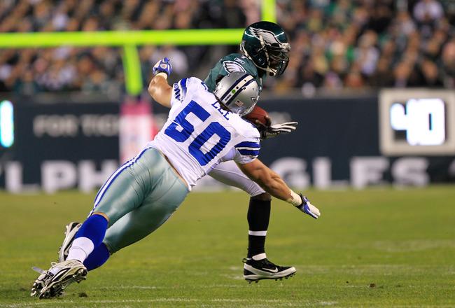 PLAYER SPOTLIGHT: Dallas Cowboys ILB Sean Lee - The Boys Are Back blog