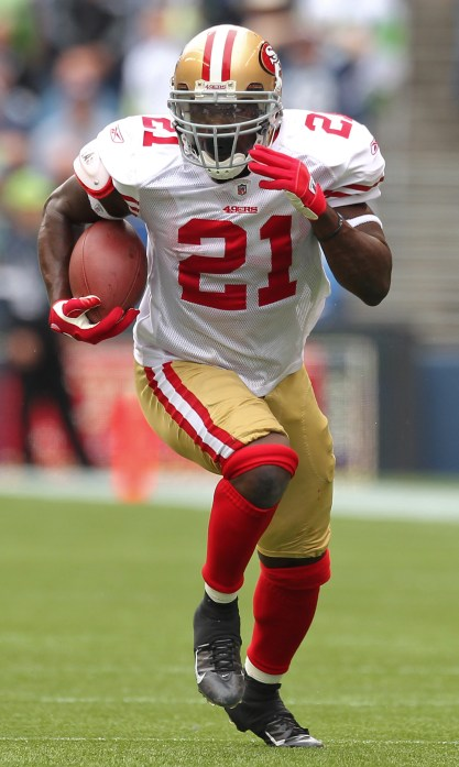 Frank Gore Is Lost For The Season