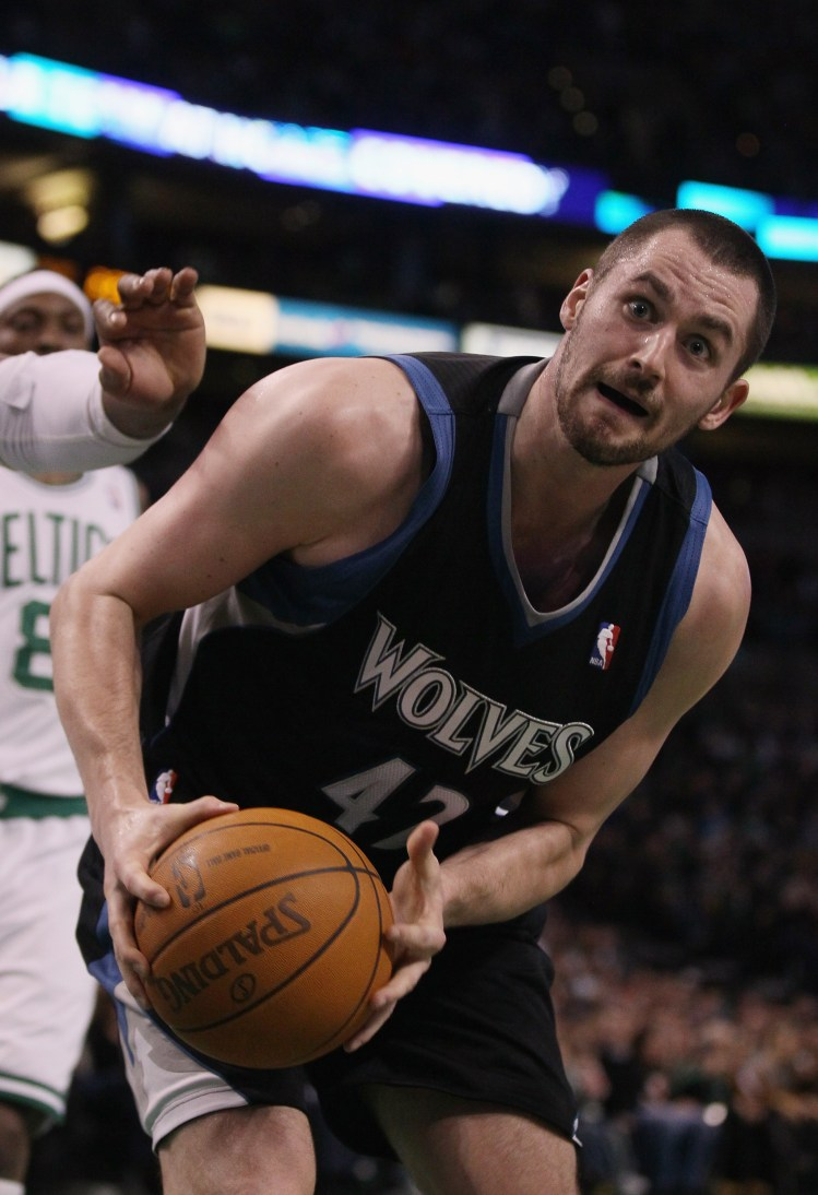 NBA: Can We Talk about the Minnesota Timberwolves' Kevin ...