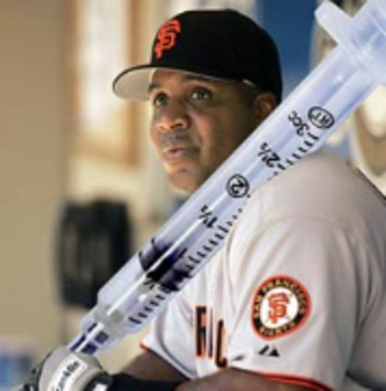 Image result for barry bonds AND NEEDLES