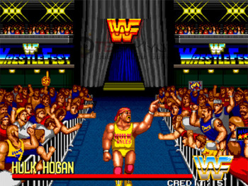 Kinda miss those old WWE games   SquaredCircle I mean  it s not
