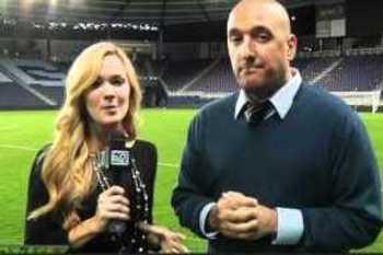 MLS' writer and commentator Simon Borg