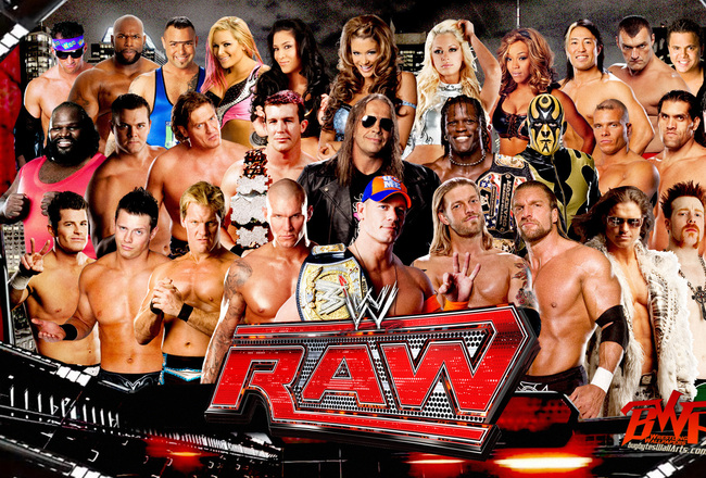 WWE Raw (26th December 2016) Full Show HDTVRip 480p 300MB MKV