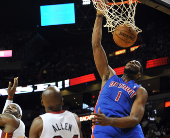 Andre Drummond will continue to have a great impact as his opportunities grow.