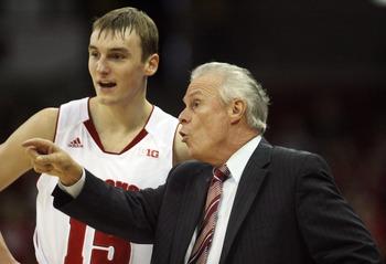 2014 preseason basketball rankings Wisconsin