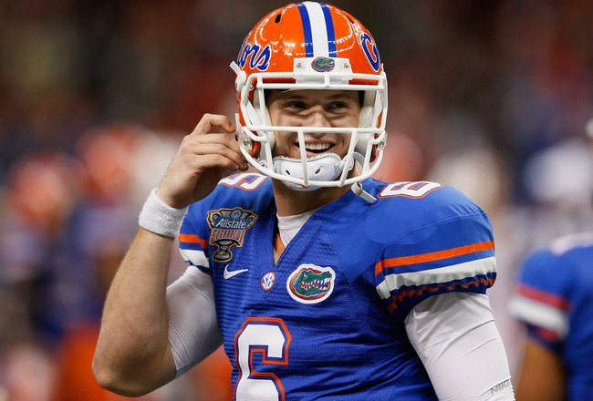 Jeff Driskel reportedly Signed With The Sox