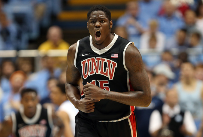Anthony Bennett was selected number one overall by the Cleveland Cavaliers in the 2013 NBA Draft.