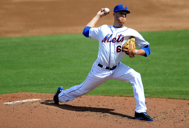 MLB Young Gun and New York Mets top prospect, Zach Wheeler, maks his MLB Debut on Tuesday against the Atlanta Braves.