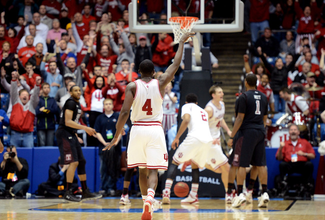 Victor Oladipo shot against Temple NCAA tournament 2013