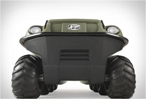 Argo Amphibious Off Road Vehicle