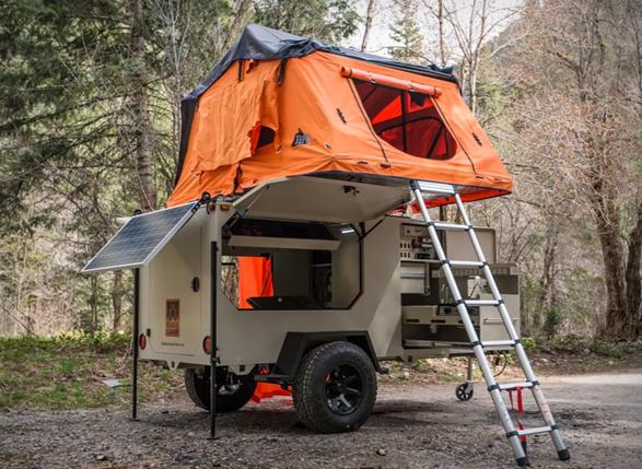 Base Camp Trailer