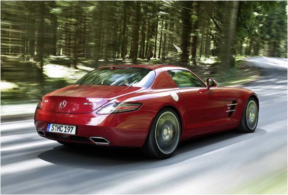 Mercedes Benz Slg Amg Roadster