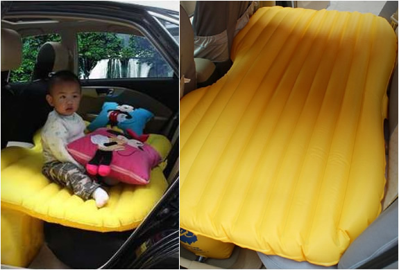 Inflatable Car Air Mattress 2 Jpg Image