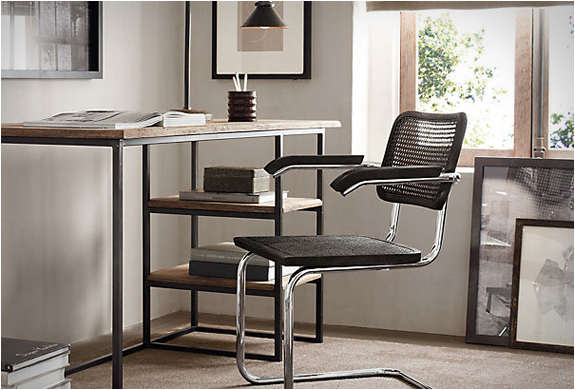 Fulton Desk By Restoration Hardware