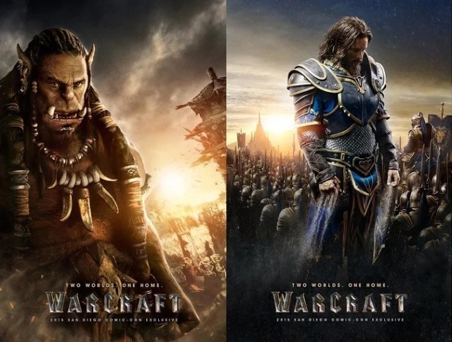 Warcraft: Two worlds. One home
