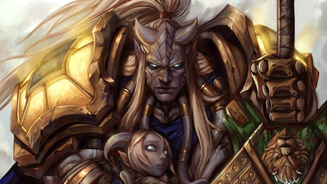 Role Play Draenei Lore And Character Development
