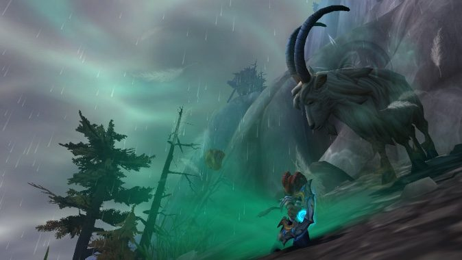 Class Raid And PVP Changes Abound In Todays Patch 725